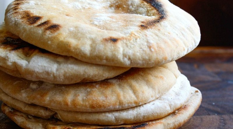 Pita greca o Pane arabo